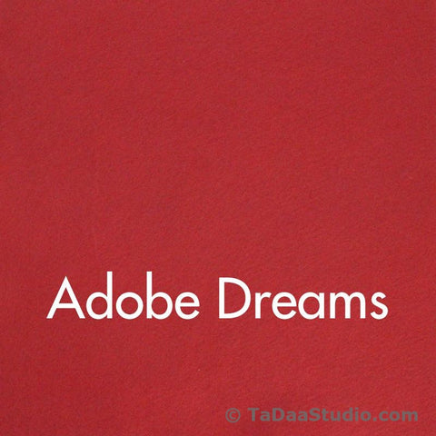 Adobe Dreams Wool Felt