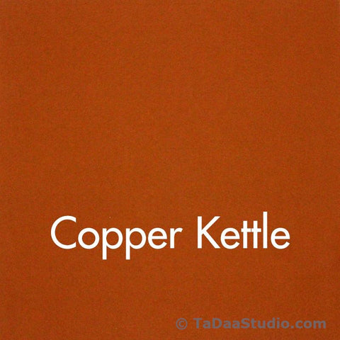 Copper Kettle Wool Felt