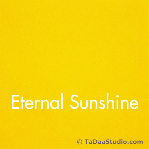 Eternal Sunshine Wool Felt