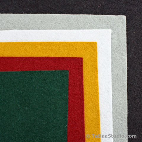 Knight Wool Felt Palette