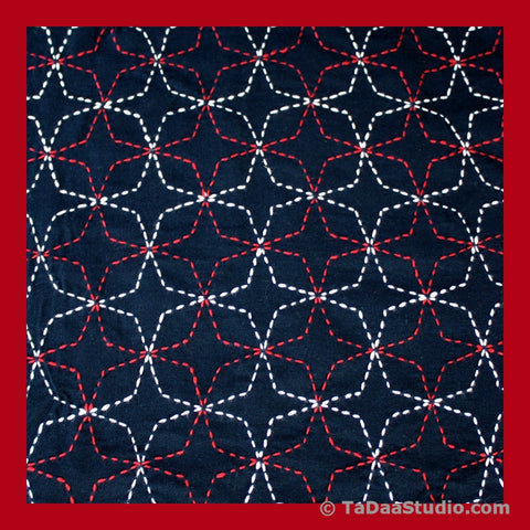 Sashiko Patriotic Stars Kit