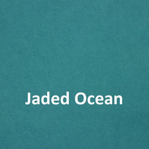 Jaded Ocean Wool Felt