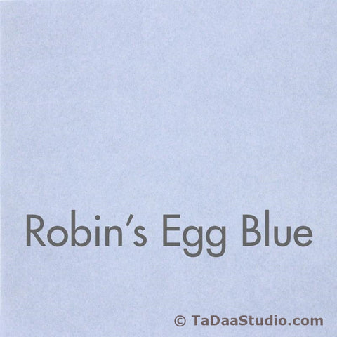 Robin Egg Blue  Wool Felt