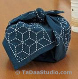 Sashiko Folding Cloth