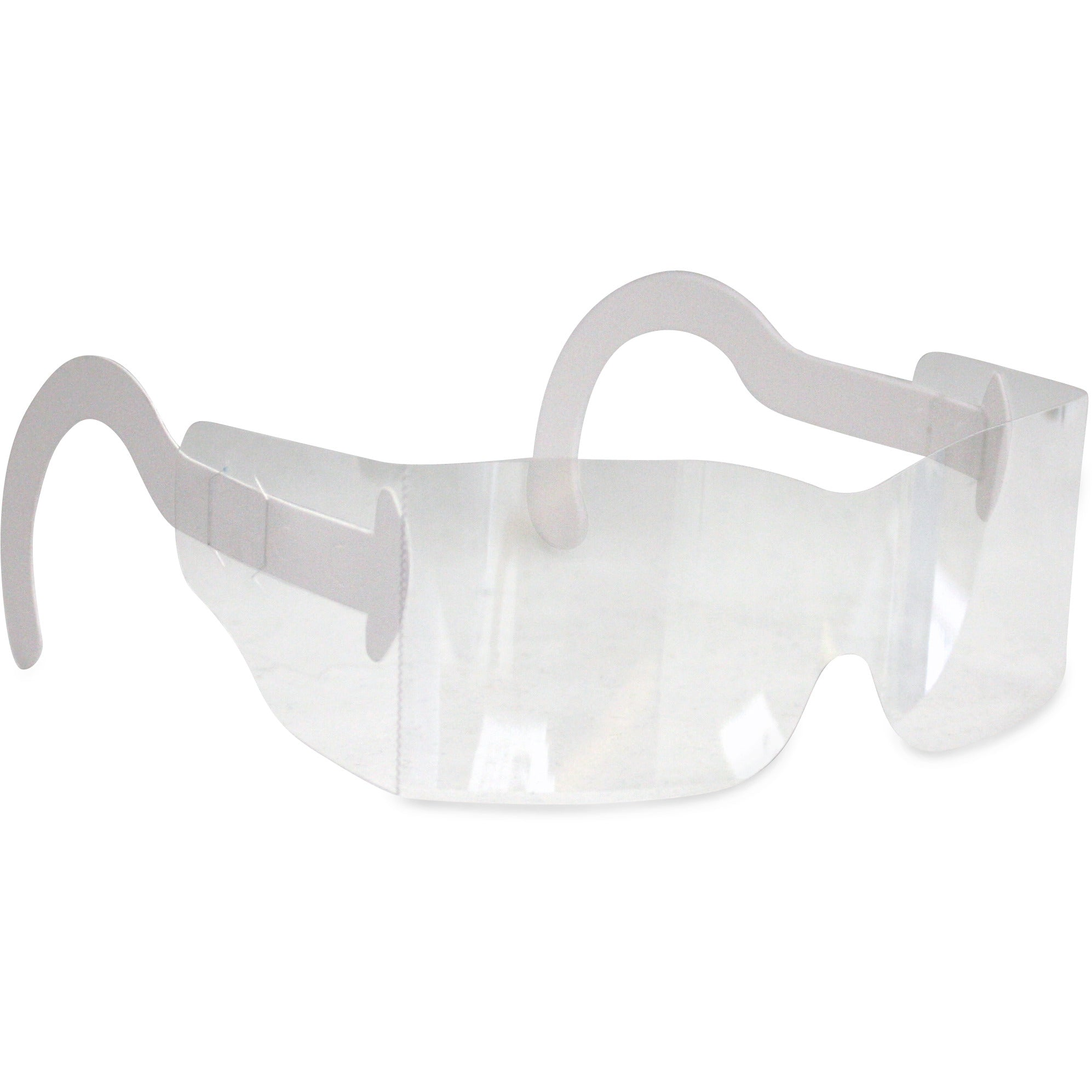 Disposable Medical Eye Shields | 100/box-Pro-Optics LLC