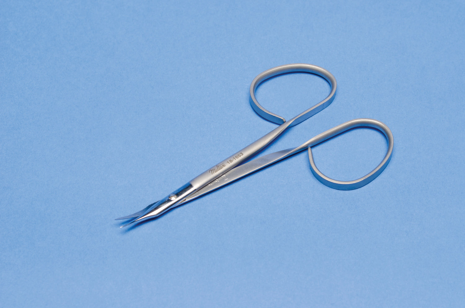 Eye Suture Scissors (M181653)-Pro-Optics LLC