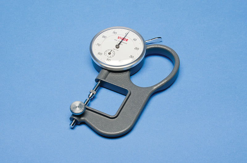 Dial Lens Thickness Gauge (VG35002)-Pro-Optics LLC