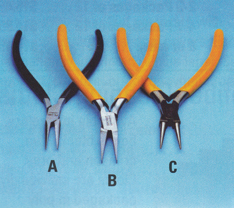 Flat Nose Pliers (VG1005)-Pro-Optics LLC