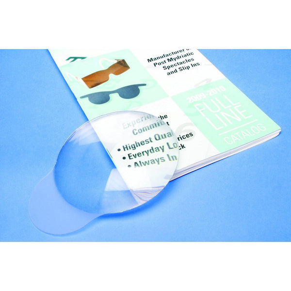 Economy Round Magnifier with Grip (TL160)-Pro-Optics LLC