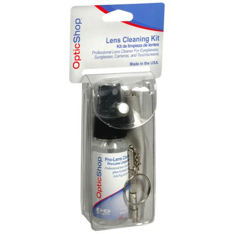 Optic Shop Fix 'N Clean™ Lens Cleaning Kit (208-1)-Pro-Optics LLC