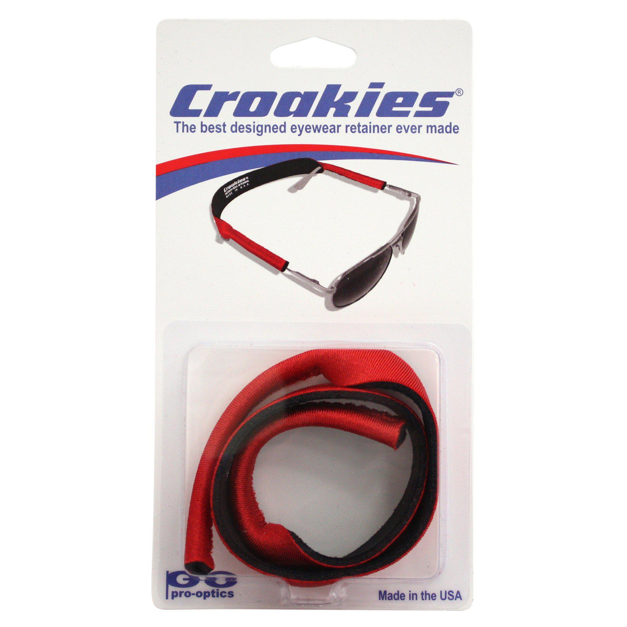 Optic Shop Genuine Croakies® Blister Pack (124)-Pro-Optics LLC