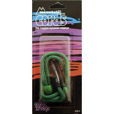 Optic Shop Mountain Cords™ Eyewear Retainer Hang Tag (H215)-Pro-Optics LLC