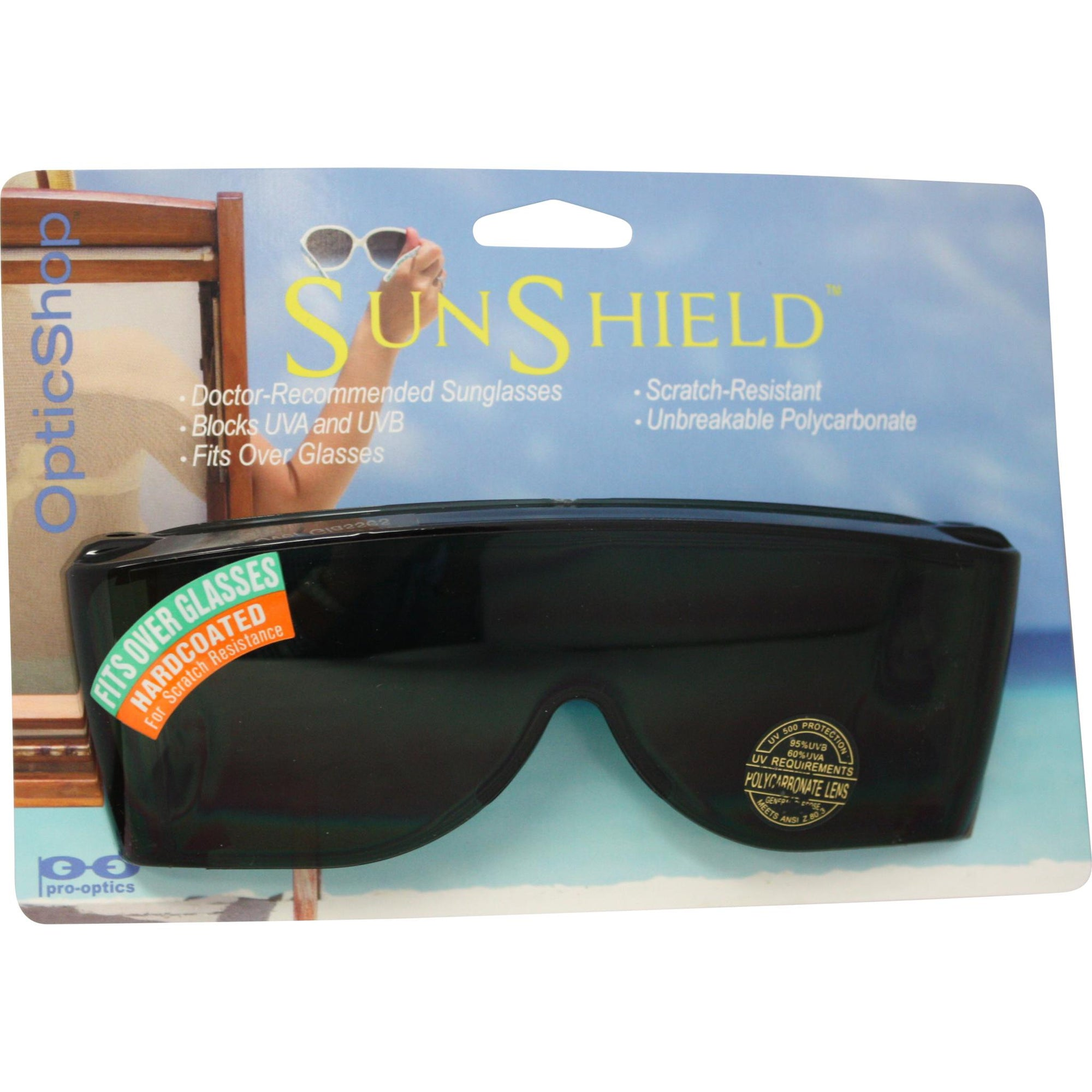 Optic Shop Original Sun Shields™ (137)-Pro-Optics LLC