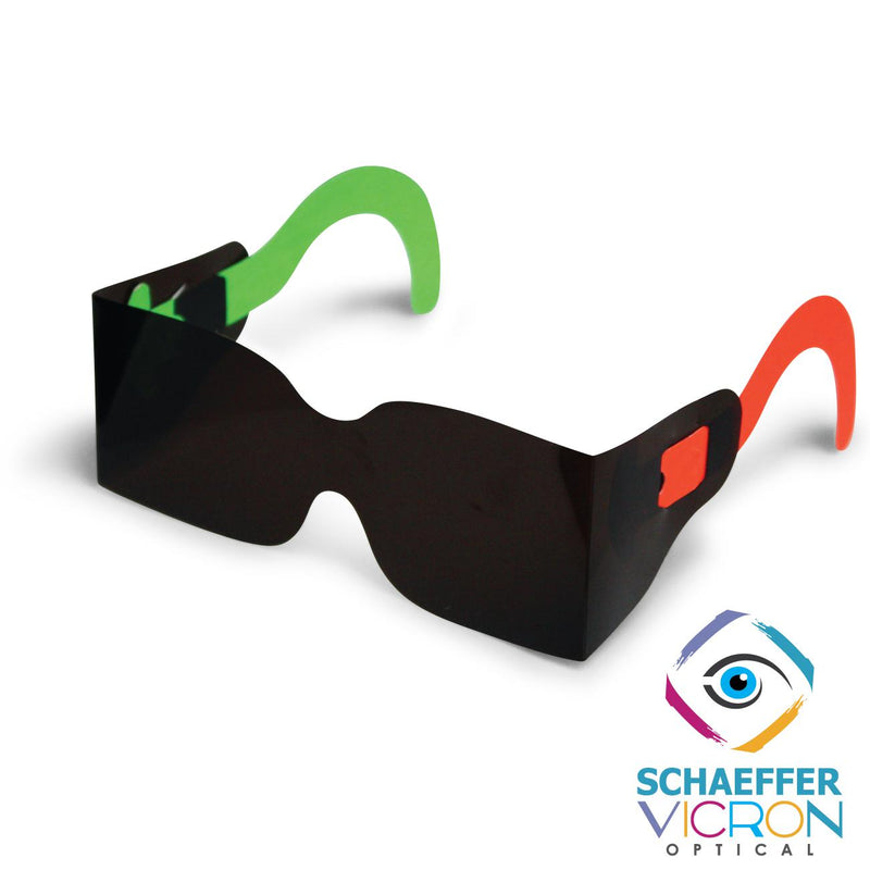 Pro-Optics Schaeffer Vicron Dilation Glasses / Post-Mydriatic Spectacles for Children (CPM100)