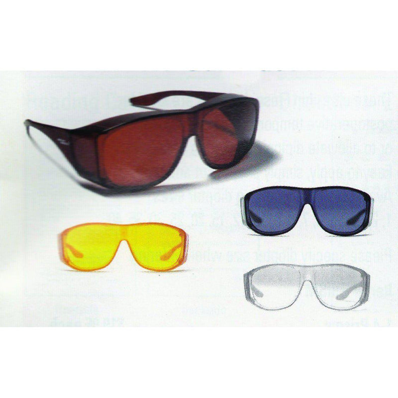 Solar Shield® Safety Glasses (SSLC)-Pro-Optics LLC