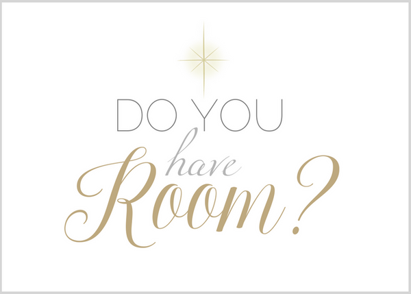 Do You Have Room Printable (White)