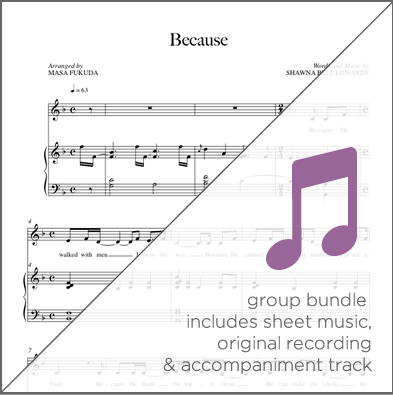 Because (Group Bundle)