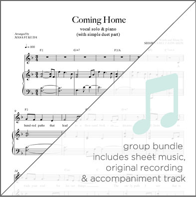 Coming Home Group Bundle