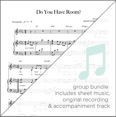 Do You Have Room (Group Bundle)