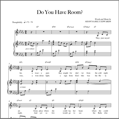 Do You Have Room (Solo)