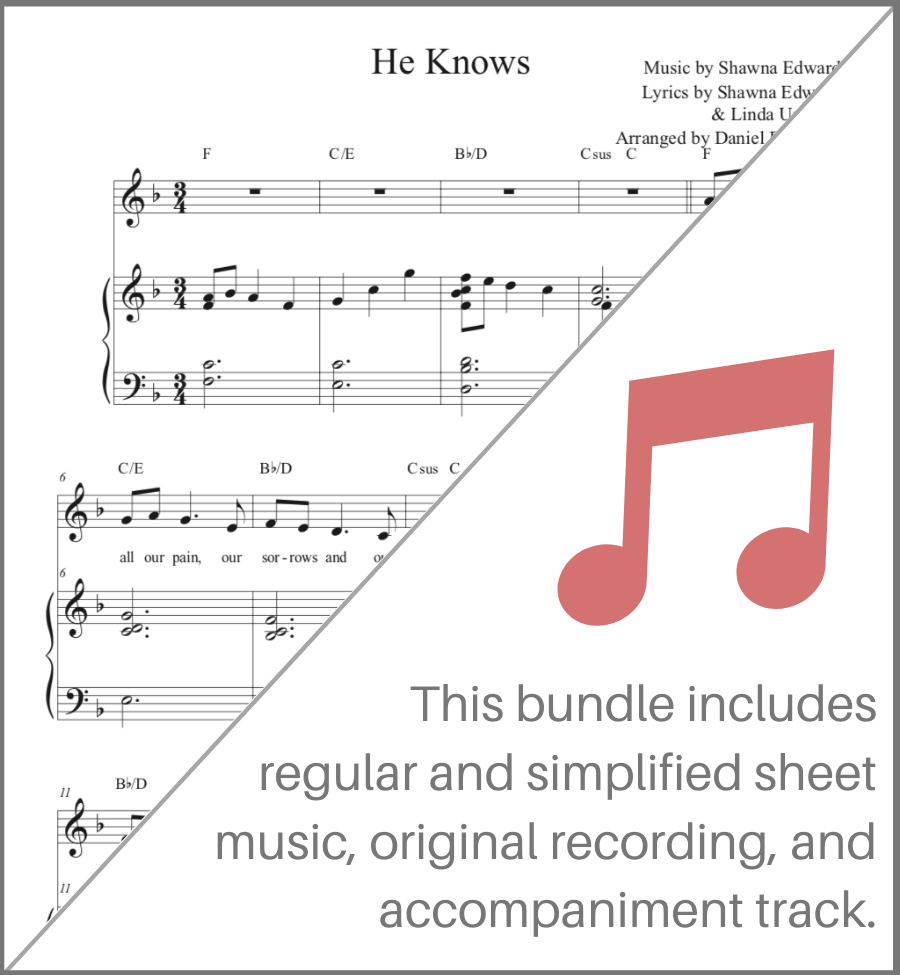 He Knows (Group Bundle)