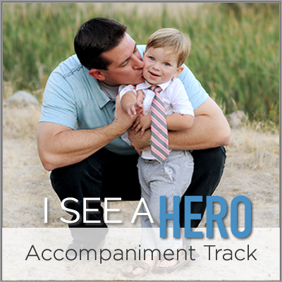 I See a Hero (accompaniment track)
