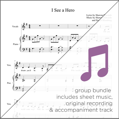 I See a Hero (Group Bundle)