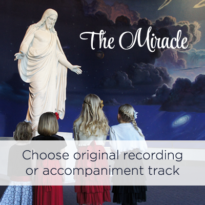 The Miracle (Audio)