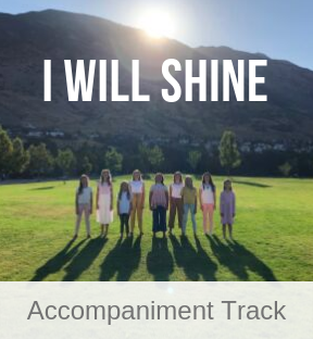 I Will Shine (Accompaniment Track)
