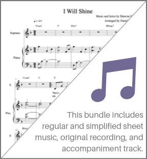 I Will Shine (Group Bundle)