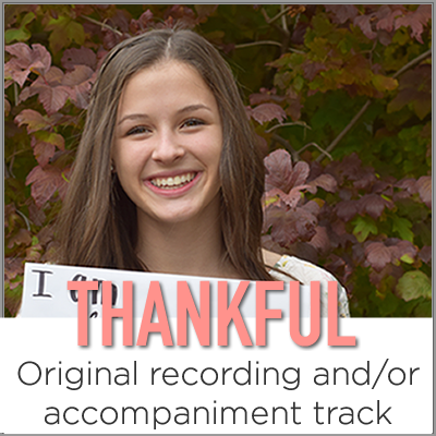 Thankful (Audio Recordings)