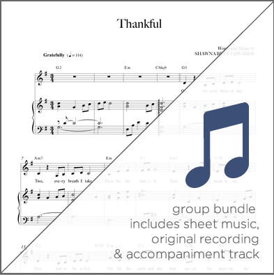 Thankful (Group Bundle)