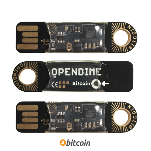Opendime 3-Pack BITCOIN