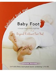 Baby Foot Easy Pack 2 x 35ml- 1box English Version- 1 Pair Only