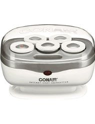 Conair Instant Heat Volume Rollers- White