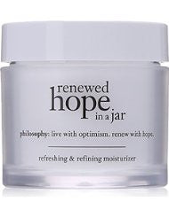 Philosophy Renewed Hope In A Jar Moisturizer for Unisex- 2 Ounce