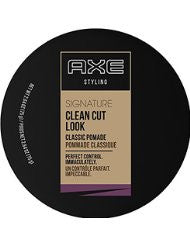AXE Clean Cut Look- Classic Pomade 2.64 oz  (Pack of 3)