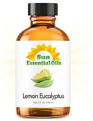 Lemon Eucalyptus (Large 4 ounce) Best Essential Oil