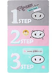 Holika Holika Pig Nose Clear Black Head 3 step Kit x 10 ea