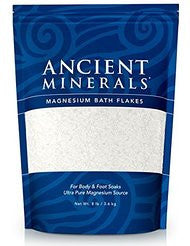 Ancient Minerals Magnesium Bath Flakes (8 LBS)