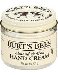 Burts Bees Almond & Milk Hand Cream- 2 Ounces (Pack of 2)