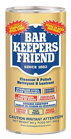 Bar Keepers Friend® Cleanser & Polish