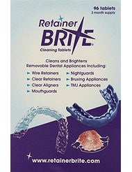 192 Tablet Retainer Brite (6 Months Supply)