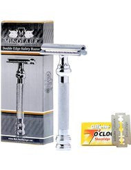 MyLifesDesign DE Safety Razor. Wet Shaving for Men