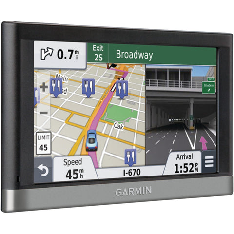 Garmin nüvi 2597LMT 5-Inch Bluetooth Portable Vehicle GPS with Lifetime Maps and Traffic