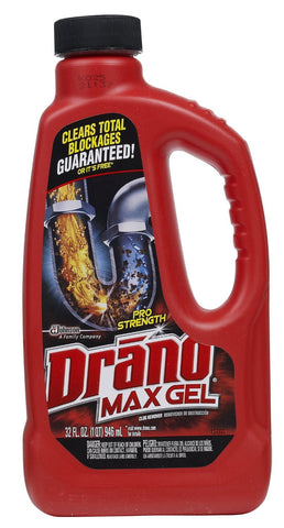 Drano Drain Cleaner Professional Strength