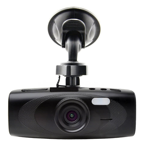 "Black Box G1W-H Hidden Dashboard Dash Cam - WDR 160° Wide Angle 4X ZOOM - Full HD 1080P H.264 2.7"" LCD Car DVR Video Recorder with Night Vision Motion Detection G-Sensor - NT96650 + AR0330"
