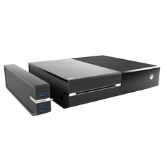Xpack XBOX ONE 2TB Hard Drive Enclosure and USB Media Hub