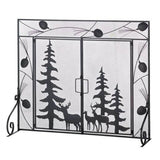 woodland forest screen