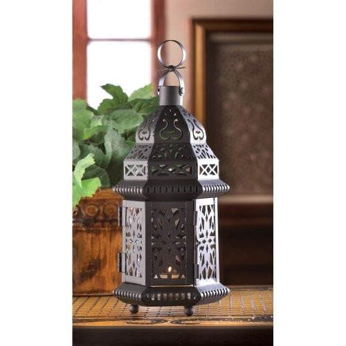 Moroccan Style Lantern - The House of Awareness